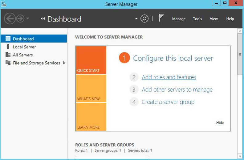 res001 Windows Storage Server 2012 R2 – DFS Kurulum Mustafa Kaya IT Manager
