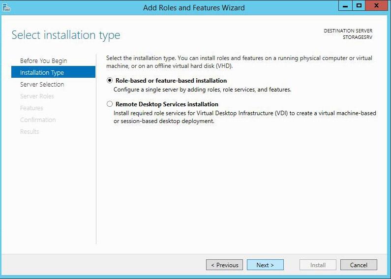 res002 Windows Storage Server 2012 R2 – DFS Kurulum Mustafa Kaya IT Manager