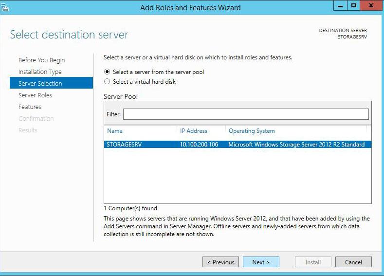 res003 Windows Storage Server 2012 R2 – DFS Kurulum Mustafa Kaya IT Manager